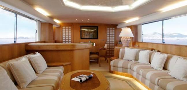 Nereida Charter Yacht - 4
