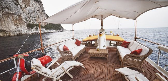 Entrancer Charter Yacht - 3