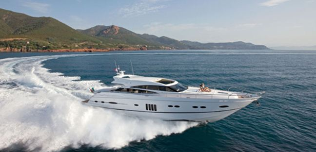 Aramis Charter Yacht