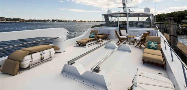 Vesper Charter Yacht - 6