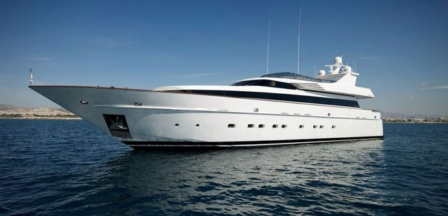 Feligo V Charter Yacht