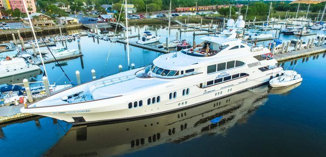 Aspen Alternative Charter Yacht - 5