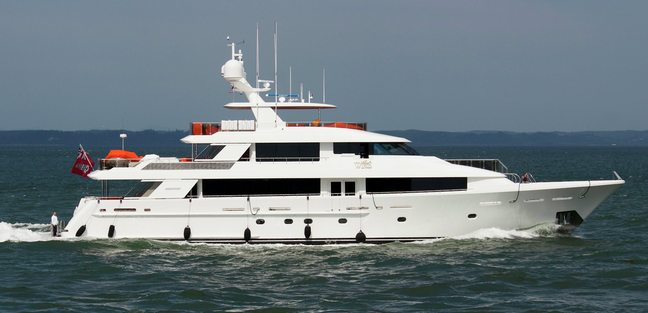 Release Me Charter Yacht - 2