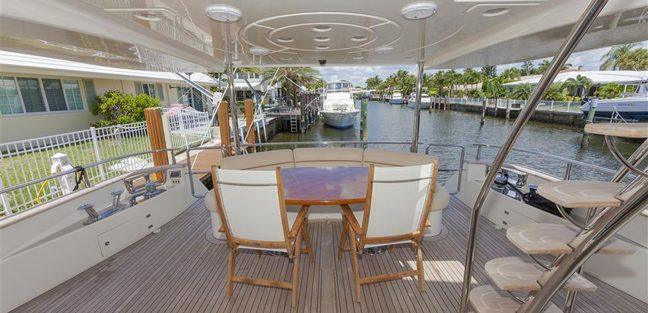 Conundrum Charter Yacht - 7