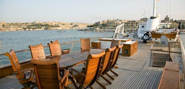 Espadarte Charter Yacht - 4