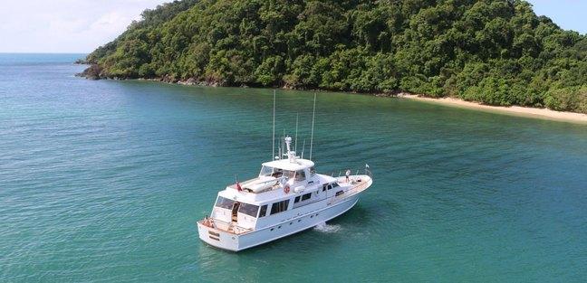 Bahama Charter Yacht