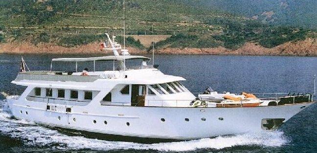 Laika Charter Yacht