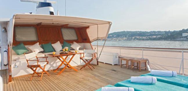 Hera C Charter Yacht - 4