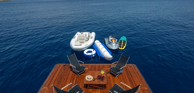Billa Charter Yacht - 5