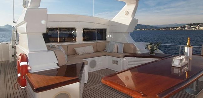 Serene Seas Charter Yacht - 6