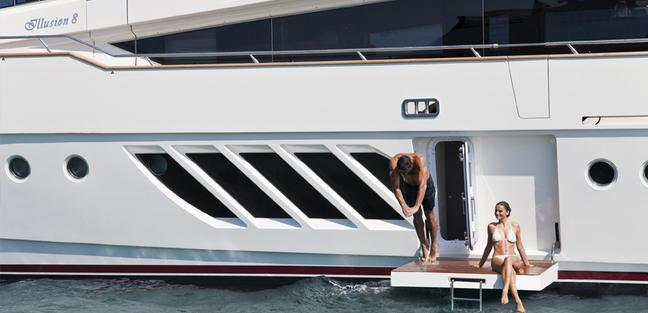 Illusion 8 Charter Yacht - 5