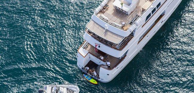 Relentless  Charter Yacht - 5