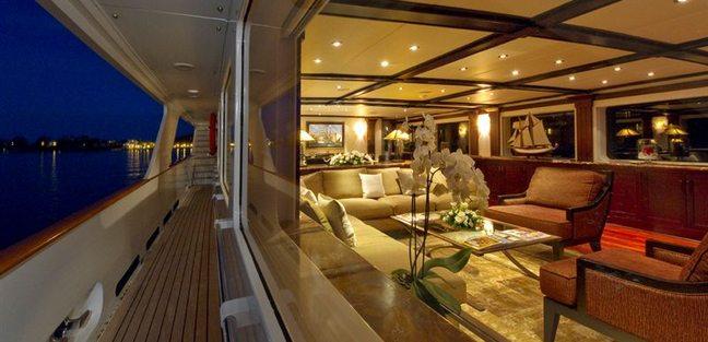 L'Albatros Charter Yacht - 6