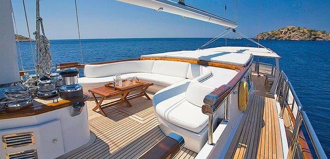 Althea Charter Yacht - 5