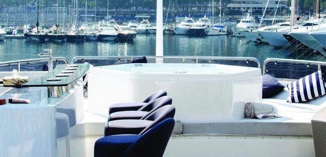 The Devocean Charter Yacht - 3