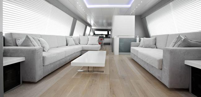 Kisses Charter Yacht - 5
