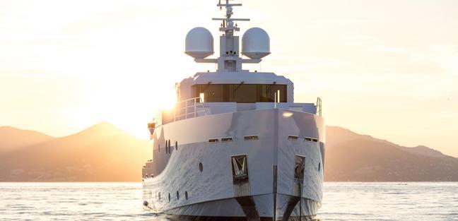 Sexy Fish Charter Yacht - 2