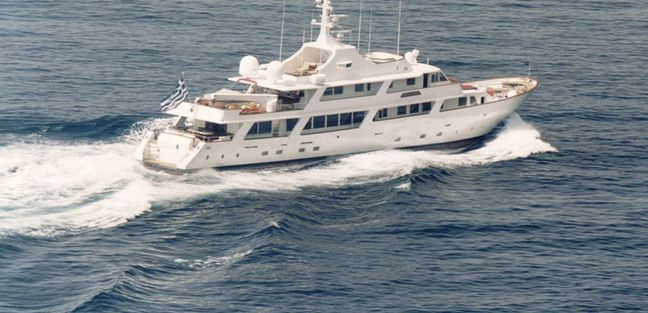 White Knight Charter Yacht - 3