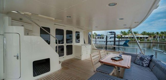 Gracie Charter Yacht - 3