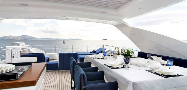 Memories Too Charter Yacht - 4