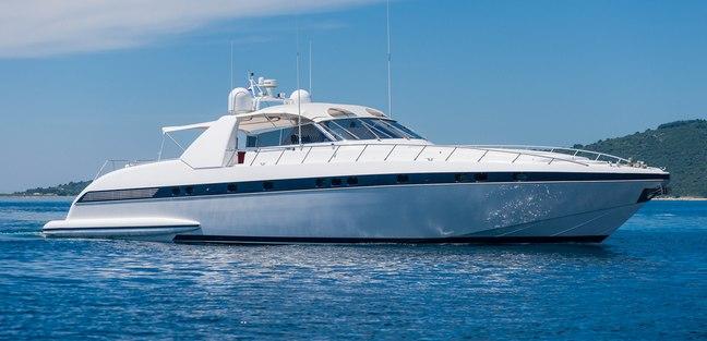 Speedy T Charter Yacht