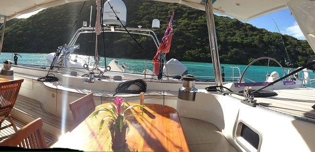 Felicia Charter Yacht - 8