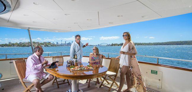 Lady Pamela Charter Yacht - 5
