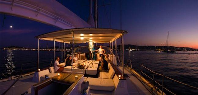 Dame des Tropiques Charter Yacht - 4