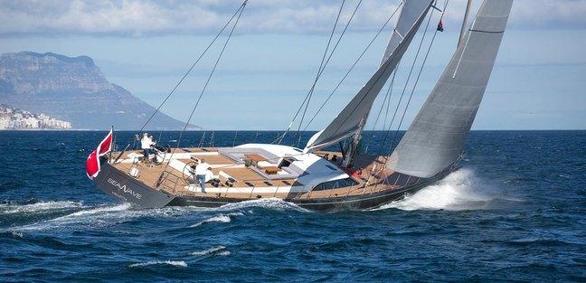 Seawave Charter Yacht - 4
