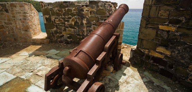 Discover the Epic History of Nelson's Dockyard