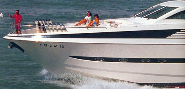 Gaveira Cuarta Charter Yacht - 2