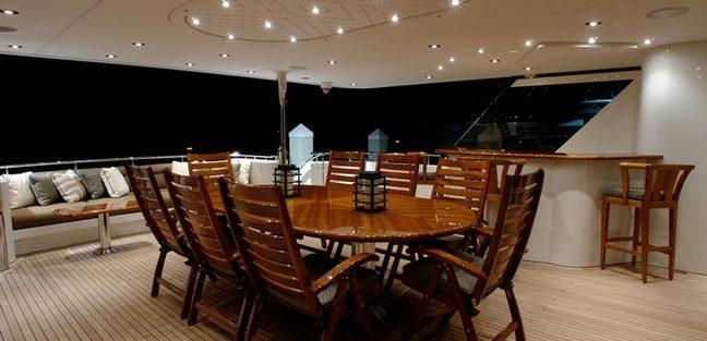 Nina Lu Charter Yacht - 4