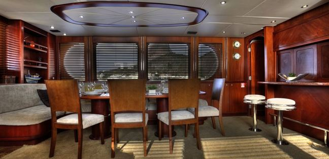 Victoria A Charter Yacht - 7
