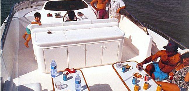 Gaveira Cuarta Charter Yacht - 4