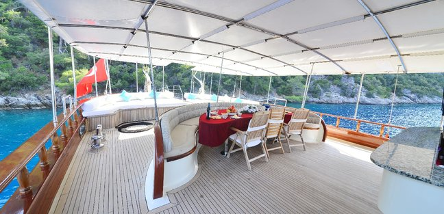 Berrak Su Charter Yacht - 7