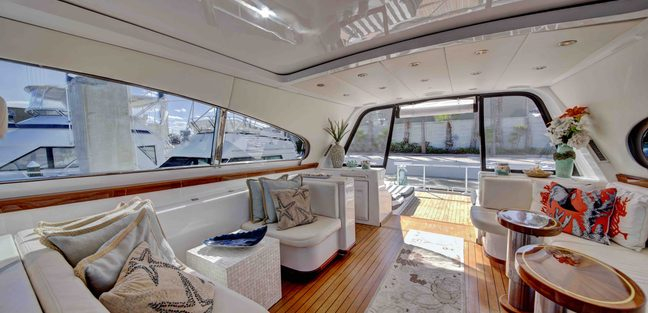 Bet On It Charter Yacht - 5