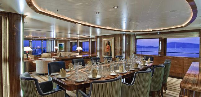 O'Neiro Charter Yacht - 8