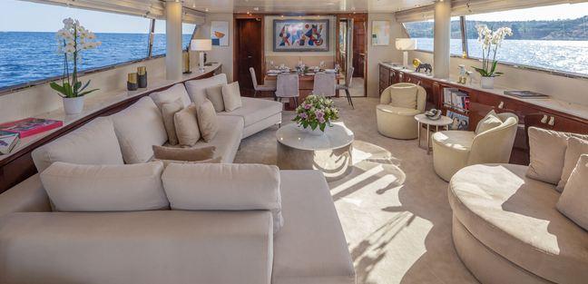 Grace Charter Yacht - 6