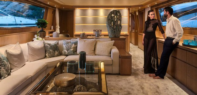 Amaya Charter Yacht - 6