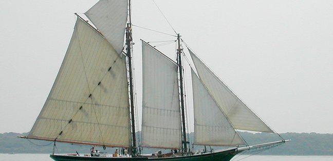 Lettie G Howard Charter Yacht