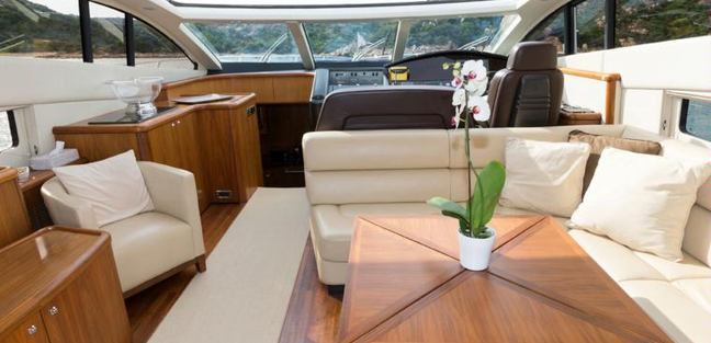 Aspire of London Charter Yacht - 7