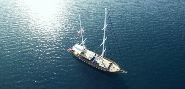 Queen of Datca Charter Yacht