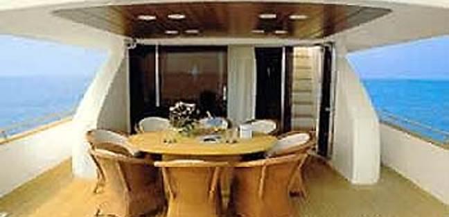 Gina M Charter Yacht - 3