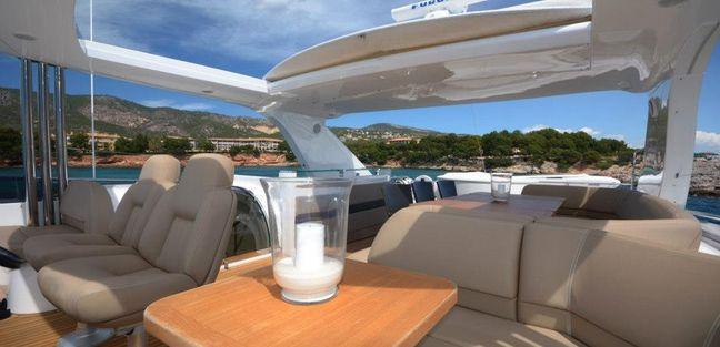 Rough Diamond Charter Yacht - 3