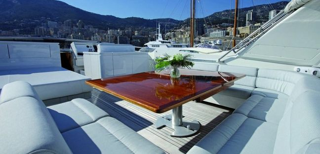 Sparkling Charter Yacht - 3