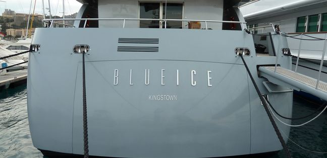 Blue Ice Charter Yacht - 5