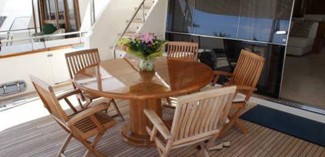 Amorina Charter Yacht - 7