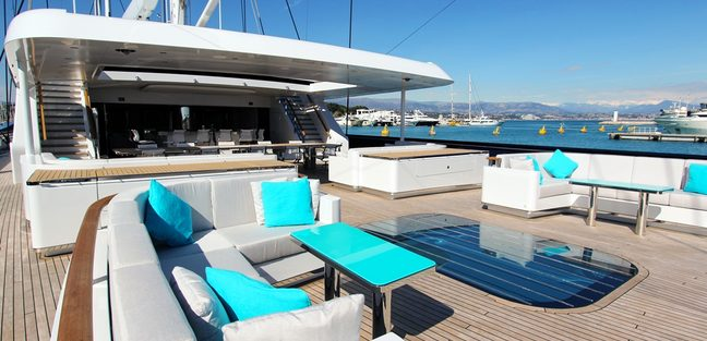 AQuiJo Charter Yacht - 3