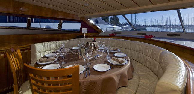 Geepee Charter Yacht - 7