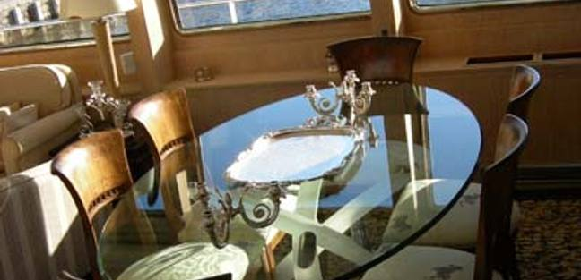 Spirit of Ashanti Charter Yacht - 5